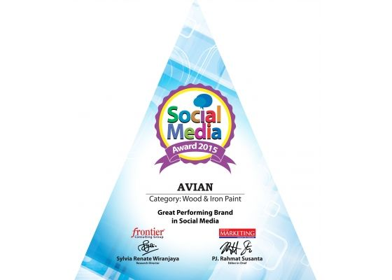 social media awards avian 2015
