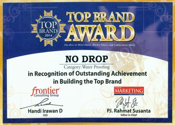 top brand no drop 2014