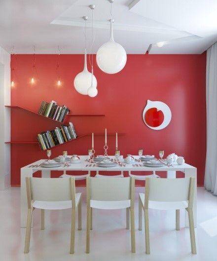 Warna Merah Erat Kaitannya Dengan Semangat Energi Dan Emosi Warna ...